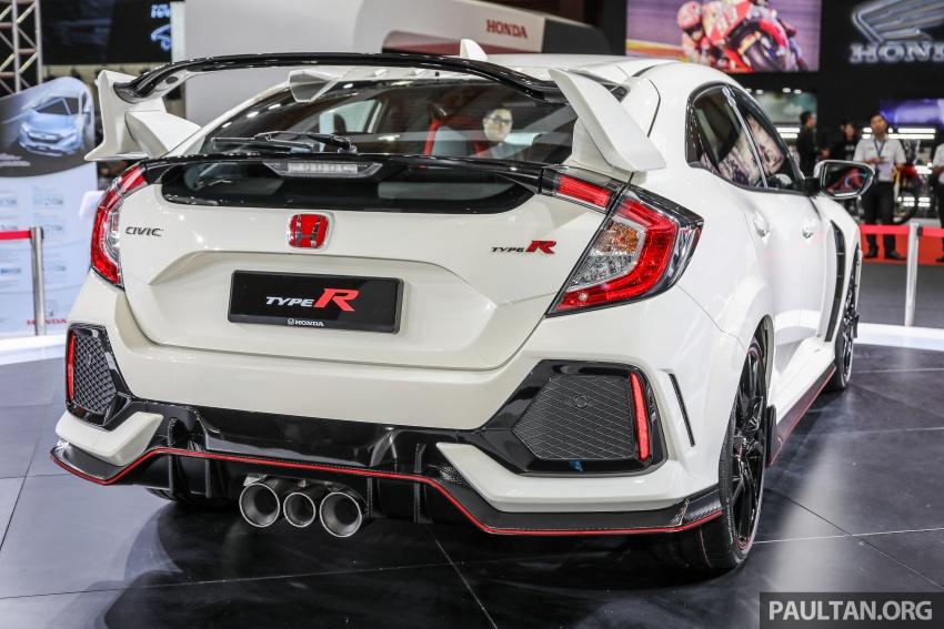 Honda Civic Type R FK8 kini dilancarkan di Malaysia secara rasmi – jana 310 PS/400Nm, harga dari RM320k Image #736437