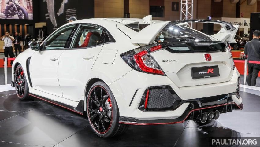 Honda Civic Type R FK8 kini dilancarkan di Malaysia secara rasmi – jana 310 PS/400Nm, harga dari RM320k Image #736438