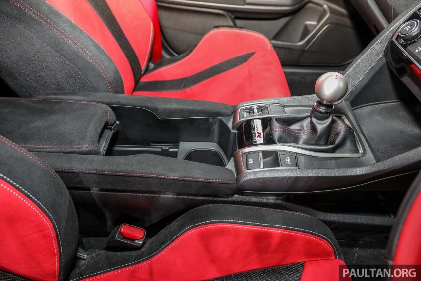 Honda Civic Type R FK8 kini dilancarkan di Malaysia secara rasmi – jana 310 PS/400Nm, harga dari RM320k Image #736495
