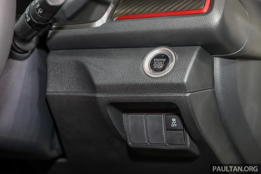 Honda Civic Type R FK8 kini dilancarkan di Malaysia secara rasmi – jana 310 PS/400Nm, harga dari RM320k Image #736499