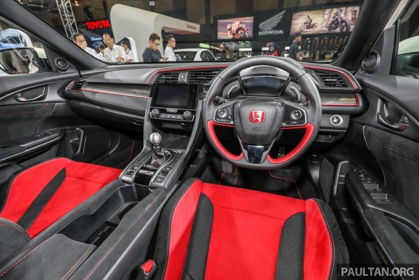 Honda Civic Type R FK8 kini dilancarkan di Malaysia secara rasmi – jana 310 PS/400Nm, harga dari RM320k Image #736500