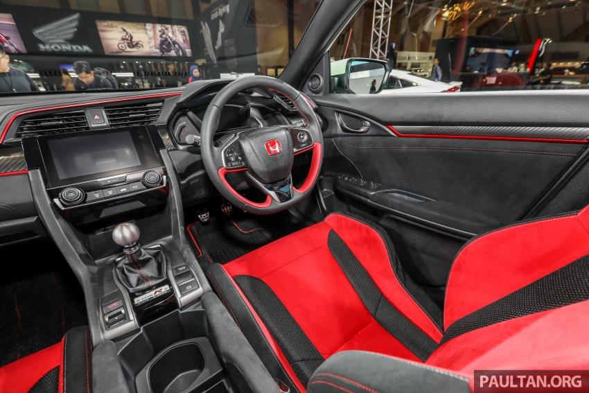 Honda Civic Type R FK8 kini dilancarkan di Malaysia secara rasmi – jana 310 PS/400Nm, harga dari RM320k Image #736501