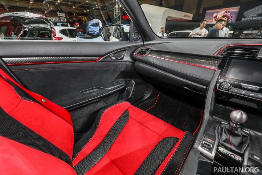 Honda Civic Type R FK8 kini dilancarkan di Malaysia secara rasmi – jana 310 PS/400Nm, harga dari RM320k Image #736502
