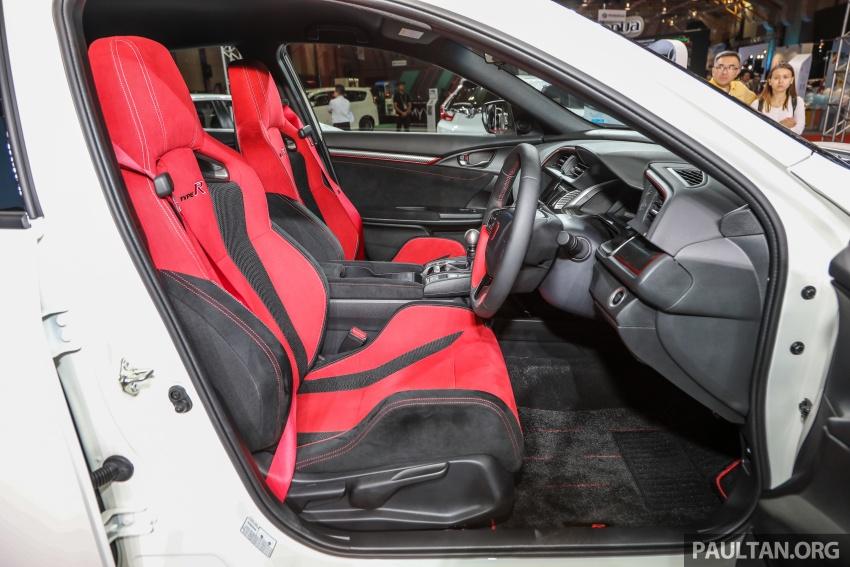 Honda Civic Type R FK8 kini dilancarkan di Malaysia secara rasmi – jana 310 PS/400Nm, harga dari RM320k Image #736503