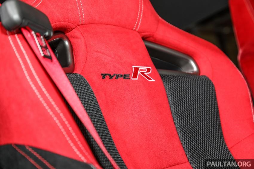 Honda Civic Type R FK8 kini dilancarkan di Malaysia secara rasmi – jana 310 PS/400Nm, harga dari RM320k Image #736505