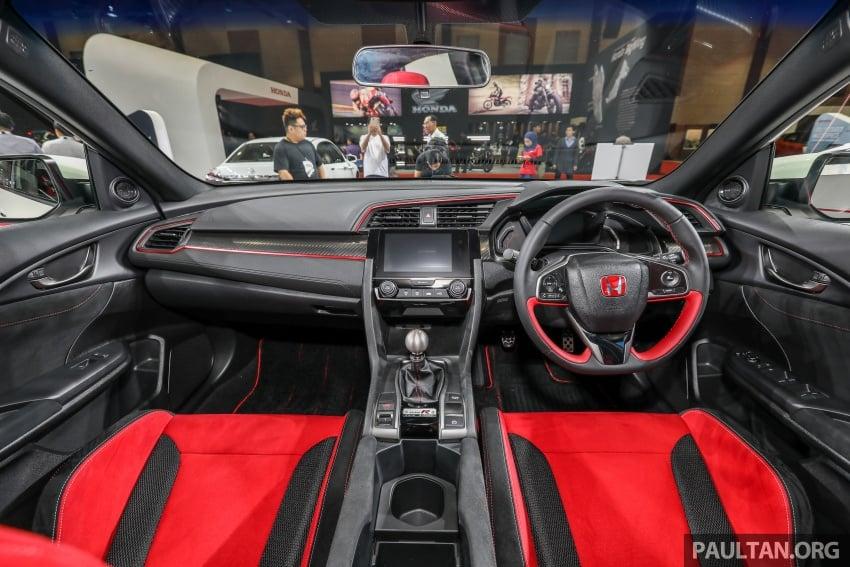 Honda Civic Type R FK8 kini dilancarkan di Malaysia secara rasmi – jana 310 PS/400Nm, harga dari RM320k Image #736472
