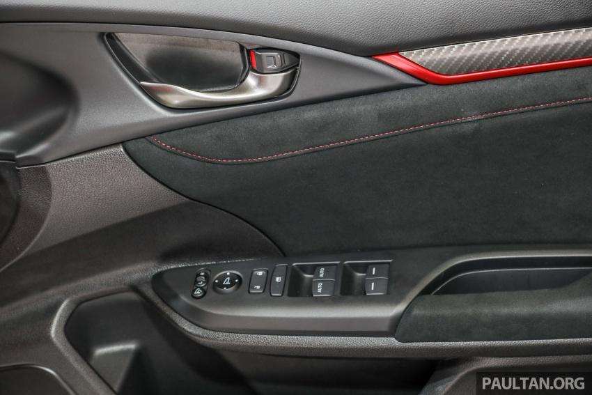 Honda Civic Type R FK8 kini dilancarkan di Malaysia secara rasmi – jana 310 PS/400Nm, harga dari RM320k Image #736510