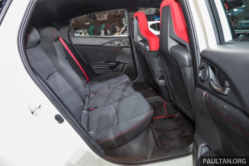 Honda Civic Type R FK8 kini dilancarkan di Malaysia secara rasmi – jana 310 PS/400Nm, harga dari RM320k Image #736511