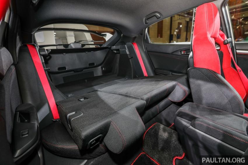 Honda Civic Type R FK8 kini dilancarkan di Malaysia secara rasmi – jana 310 PS/400Nm, harga dari RM320k Image #736513