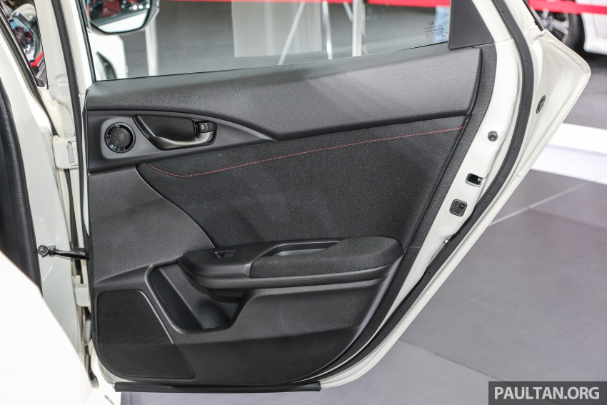 Honda Civic Type R FK8 kini dilancarkan di Malaysia secara rasmi – jana 310 PS/400Nm, harga dari RM320k Image #736515