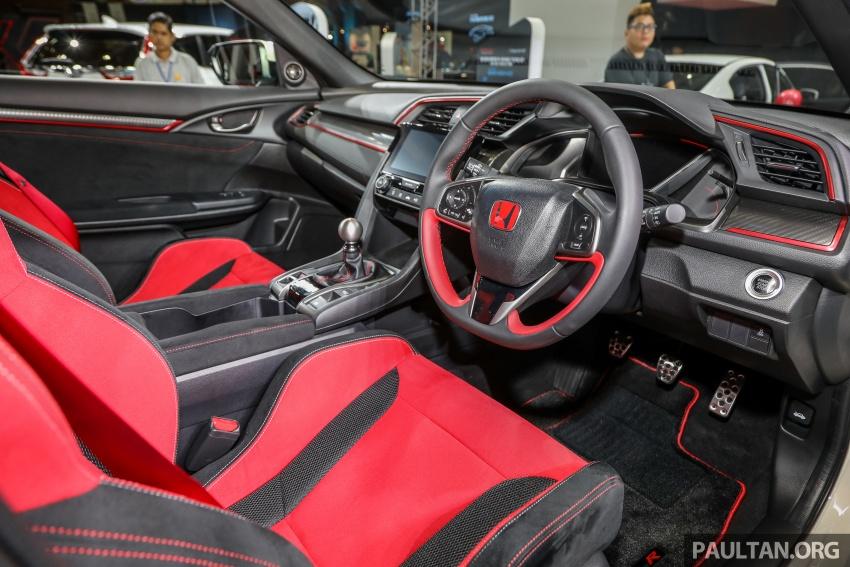 Honda Civic Type R FK8 kini dilancarkan di Malaysia secara rasmi – jana 310 PS/400Nm, harga dari RM320k Image #736475