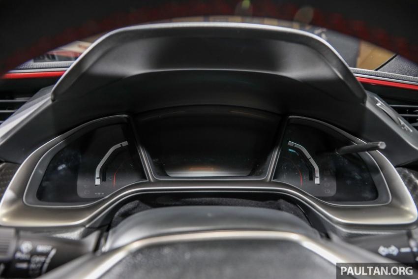 Honda Civic Type R FK8 kini dilancarkan di Malaysia secara rasmi – jana 310 PS/400Nm, harga dari RM320k Image #736482