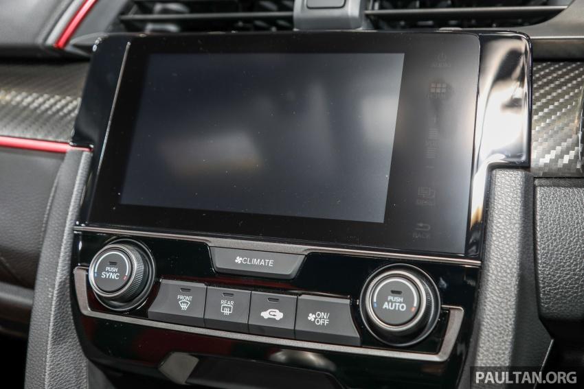 Honda Civic Type R FK8 kini dilancarkan di Malaysia secara rasmi – jana 310 PS/400Nm, harga dari RM320k Image #736486