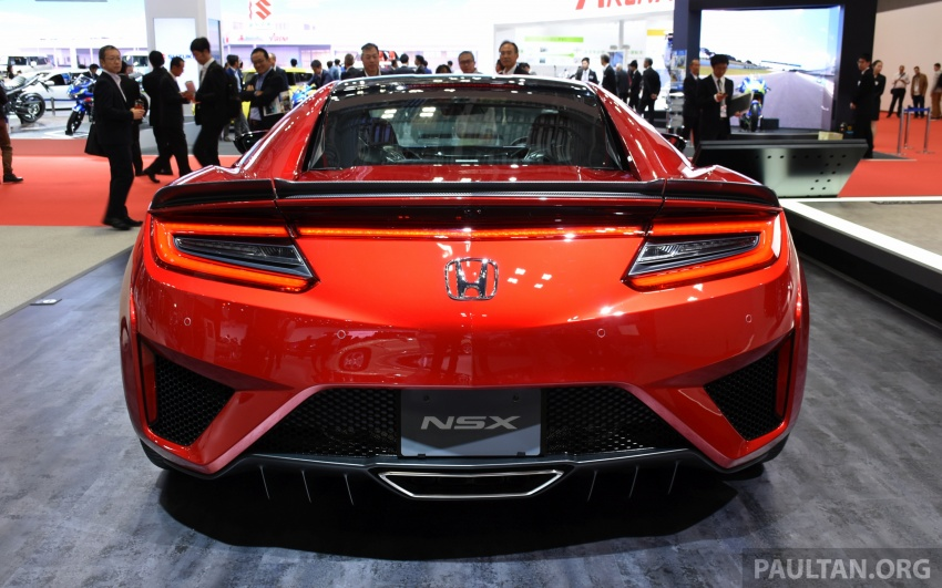 Honda berazam kekal komited bangunkan kereta sport Image #734474