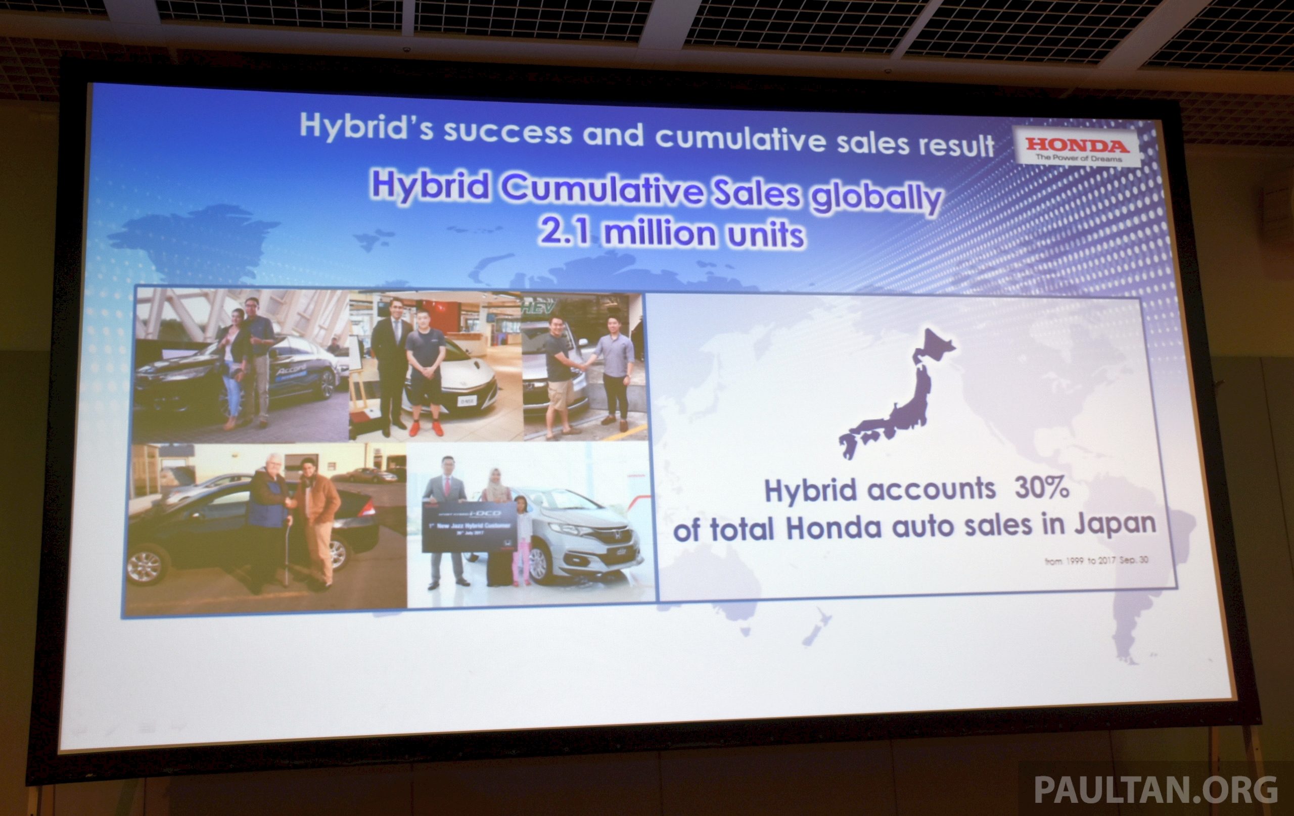 Honda To Concentrate On Hybrids In Asia Pacific Region Image 733159
