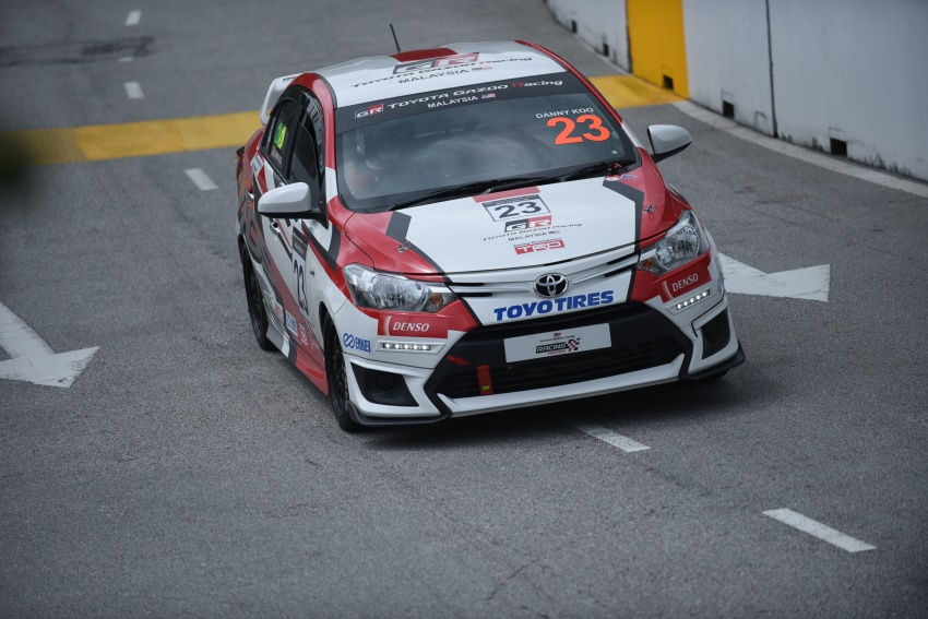 Toyota Gazoo Racing festival – thrills, spills at MAEPS Image #744161