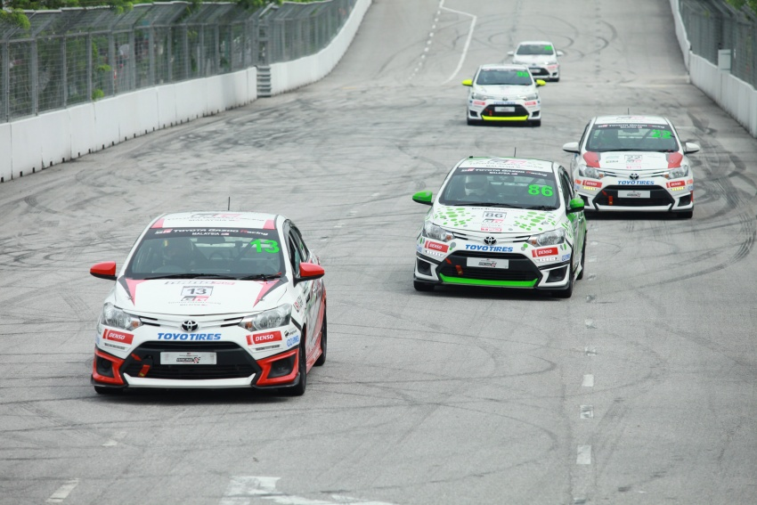 Toyota Gazoo Racing festival – thrills, spills at MAEPS Image #744162