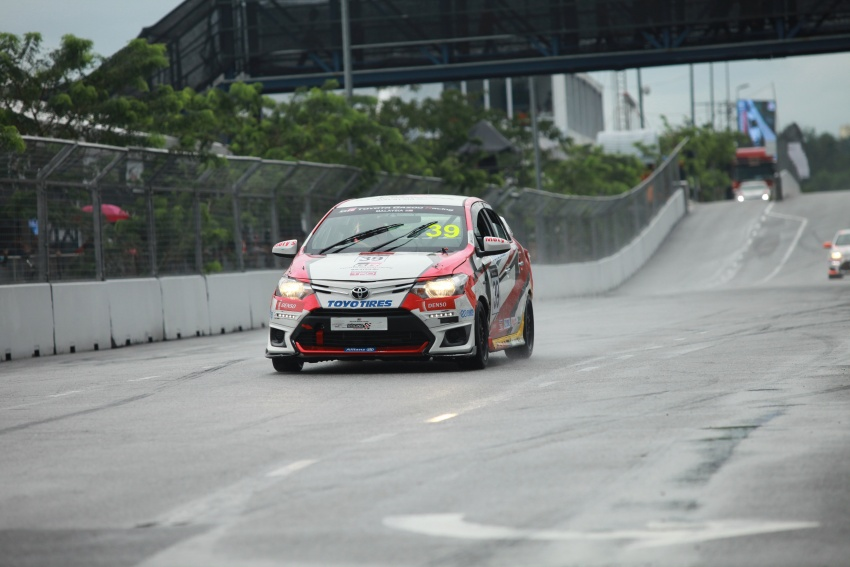 Toyota Gazoo Racing festival – thrills, spills at MAEPS Image #744176