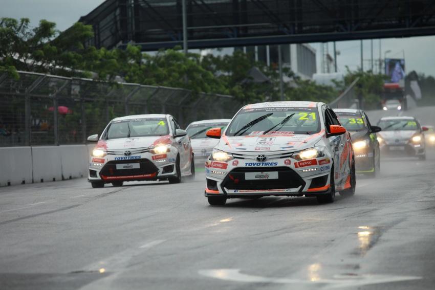 Toyota Gazoo Racing festival – thrills, spills at MAEPS Image #744190