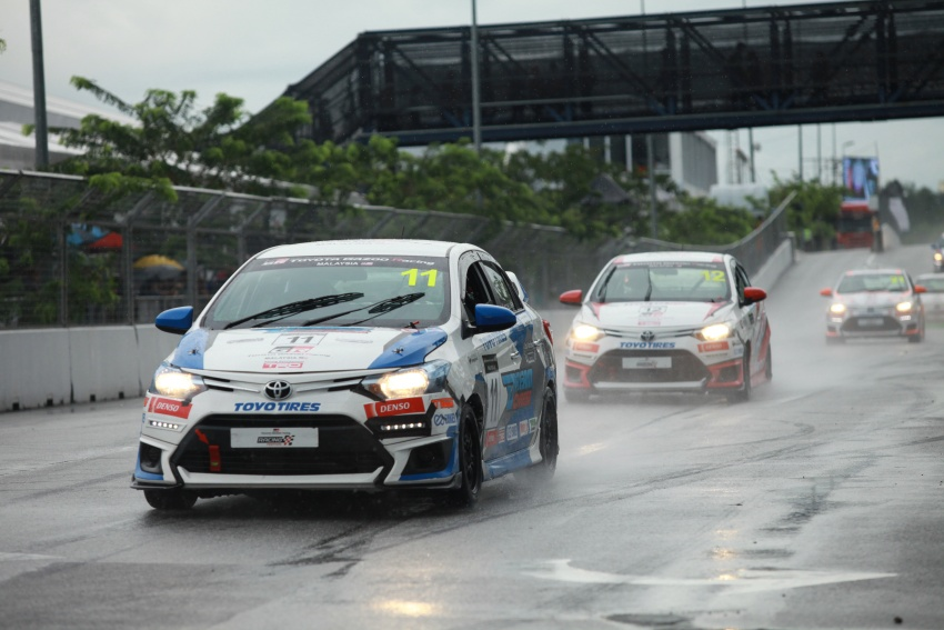 Toyota Gazoo Racing festival – thrills, spills at MAEPS Image #744211