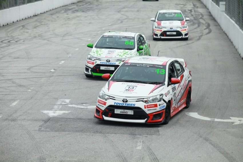 Toyota Gazoo Racing festival – thrills, spills at MAEPS Image #744212