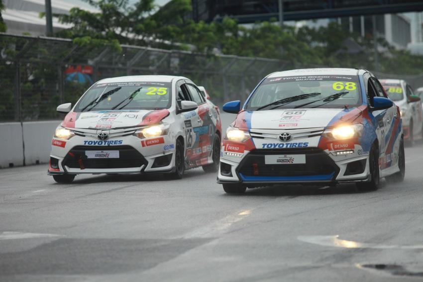 Toyota Gazoo Racing festival – thrills, spills at MAEPS Image #744216