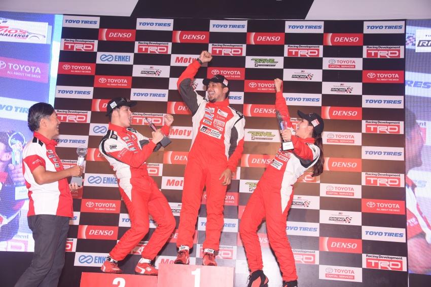 Toyota Gazoo Racing festival – thrills, spills at MAEPS Image #744217