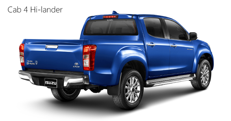 Isuzu D-Max facelift arrives in Thailand – three cab styles, two turbodiesel engines, priced from RM63k Image #737600