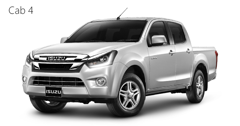 Isuzu D-Max facelift arrives in Thailand – three cab styles, two turbodiesel engines, priced from RM63k Image #737601