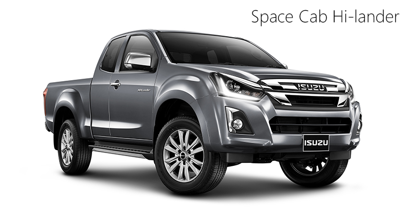 Isuzu D-Max facelift arrives in Thailand – three cab styles, two turbodiesel engines, priced from RM63k Image #737616