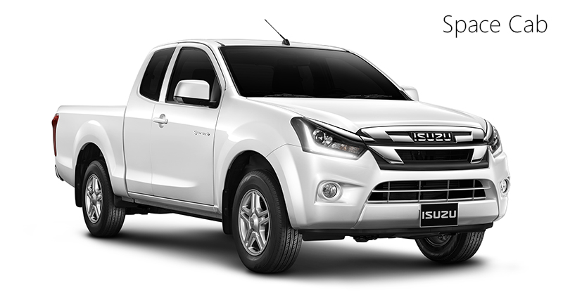 Isuzu D-Max facelift arrives in Thailand – three cab styles, two turbodiesel engines, priced from RM63k Image #737619