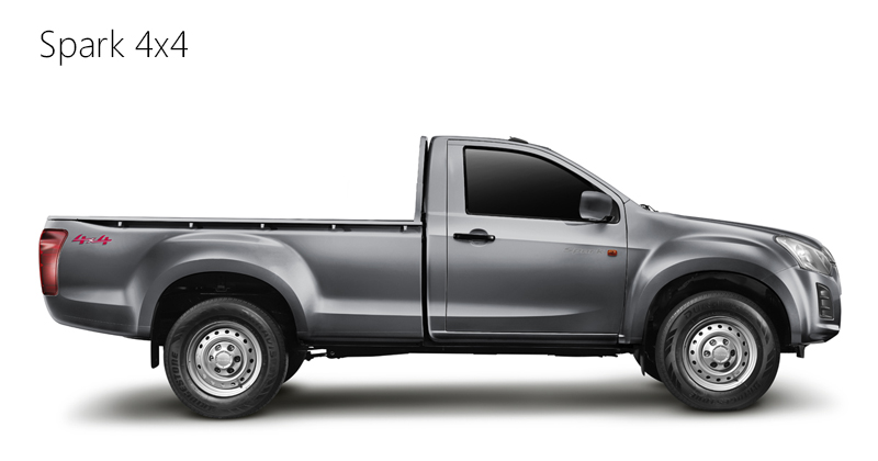 Isuzu D-Max facelift arrives in Thailand – three cab styles, two turbodiesel engines, priced from RM63k Image #737622