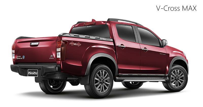 Isuzu D-Max facelift arrives in Thailand – three cab styles, two turbodiesel engines, priced from RM63k Image #737626
