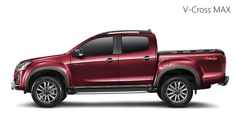 Isuzu D-Max facelift arrives in Thailand – three cab styles, two turbodiesel engines, priced from RM63k Image #737627