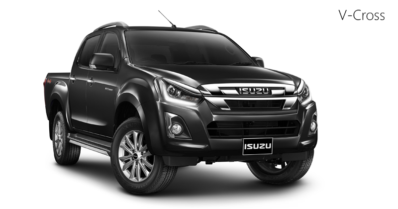 Isuzu D-Max facelift arrives in Thailand – three cab styles, two turbodiesel engines, priced from RM63k Image #737628