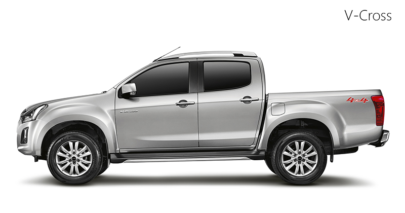 Isuzu D-Max facelift arrives in Thailand – three cab styles, two turbodiesel engines, priced from RM63k Image #737629