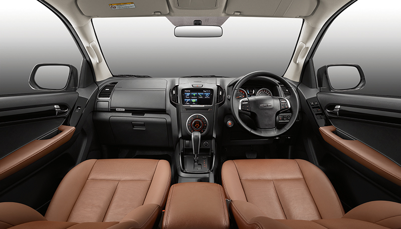 Isuzu D-Max facelift arrives in Thailand – three cab styles, two turbodiesel engines, priced from RM63k Image #737602