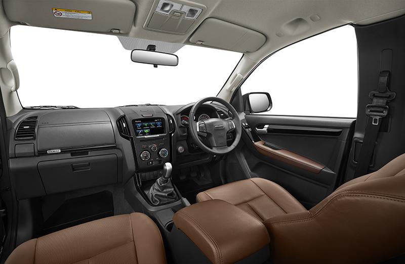 Isuzu D-Max facelift dilancarkan di Thailand – tiga cab berbeza, 1.9 dan 3.0 liter turbodiesel, bermula RM63k Image #737899
