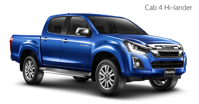 Isuzu D-Max facelift arrives in Thailand – three cab styles, two turbodiesel engines, priced from RM63k Image #737599