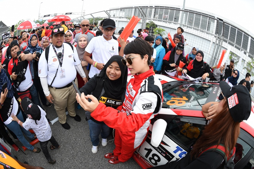 Toyota Gazoo Racing festival – thrills, spills at MAEPS Image #744218