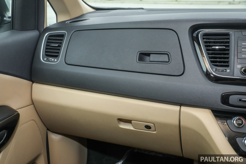 FIRST DRIVE: Kia Grand Carnival 2.2D video review Image #732816