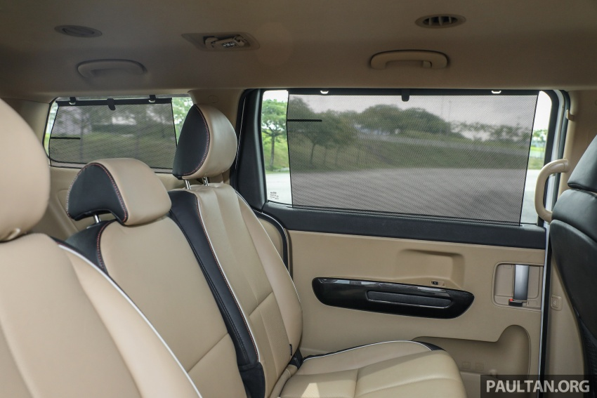 FIRST DRIVE: Kia Grand Carnival 2.2D video review Image #732823