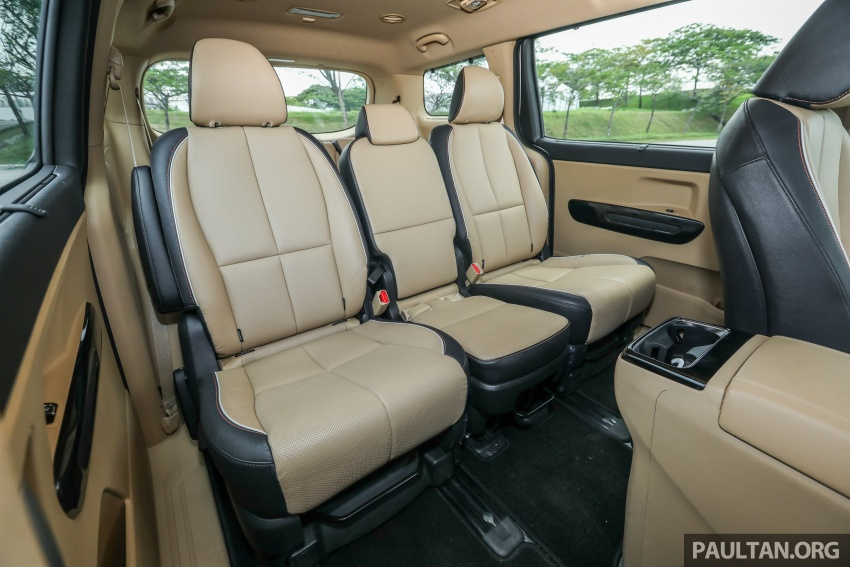FIRST DRIVE: Kia Grand Carnival 2.2D video review Image #732836