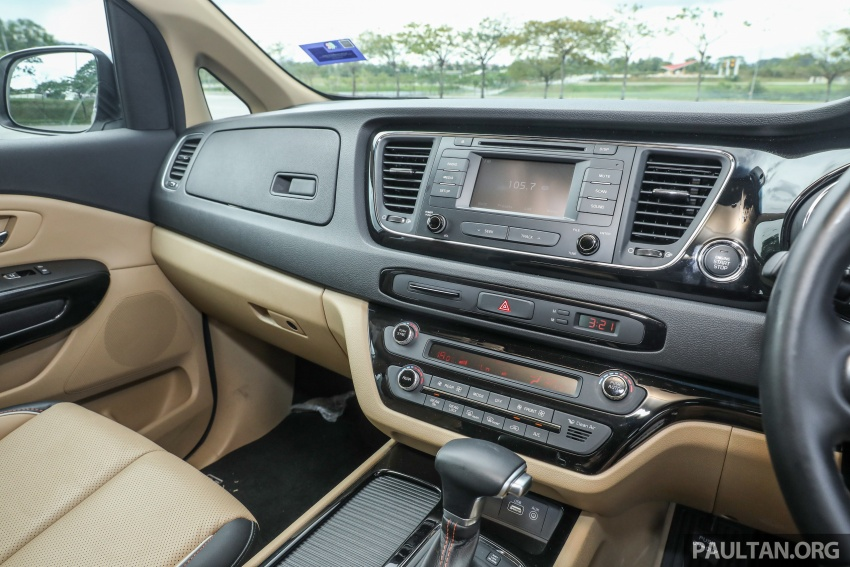 FIRST DRIVE: Kia Grand Carnival 2.2D video review Image #732808