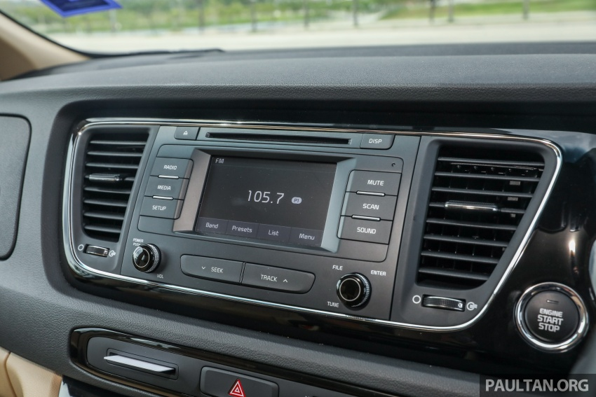FIRST DRIVE: Kia Grand Carnival 2.2D video review Image #732809
