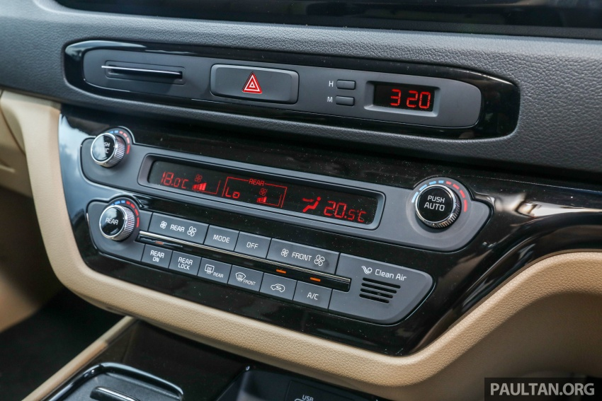 FIRST DRIVE: Kia Grand Carnival 2.2D video review Image #732810