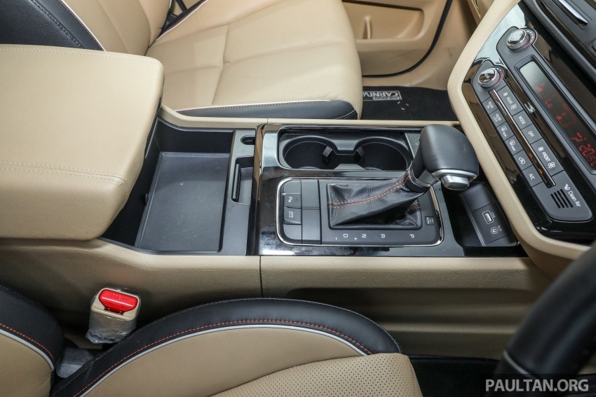 FIRST DRIVE: Kia Grand Carnival 2.2D video review Image #732812