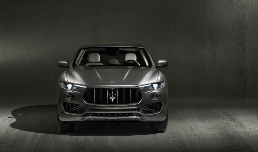 Maserati Levante S launched in Malaysia – GranLusso and GranSport trims, prices start from RM789k Image #743043