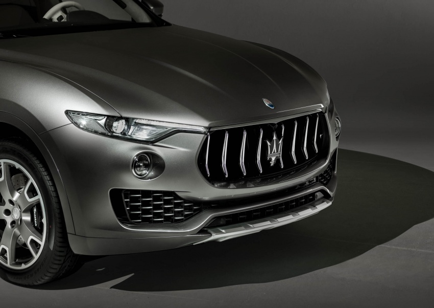 Maserati Levante S launched in Malaysia – GranLusso and GranSport trims, prices start from RM789k Image #743056