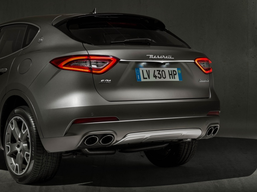 Maserati Levante S launched in Malaysia – GranLusso and GranSport trims, prices start from RM789k Image #743062